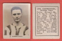 Grimsby Town Jimmy Carmichael